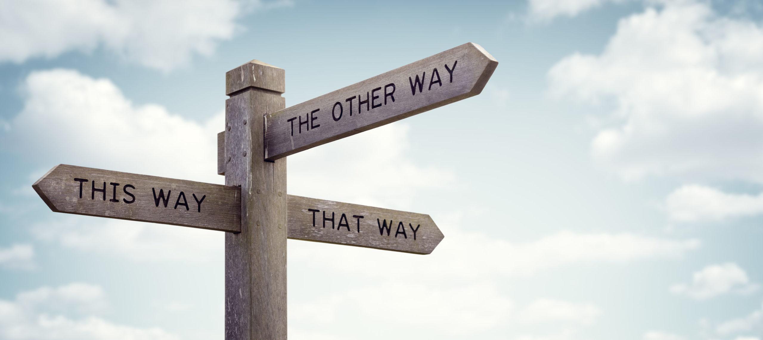 comment atteindre ses objectifs : l'importance de la vision