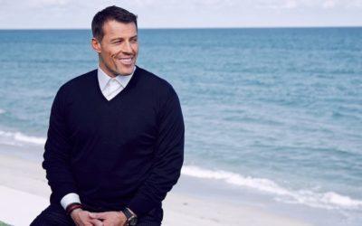 Les 7 clés du succès selon Tony Robbins
