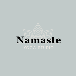 logo pour studio yoga
