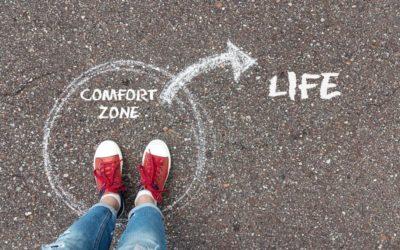 Sortir de sa zone de confort : choisir le courage plutôt que la peur
